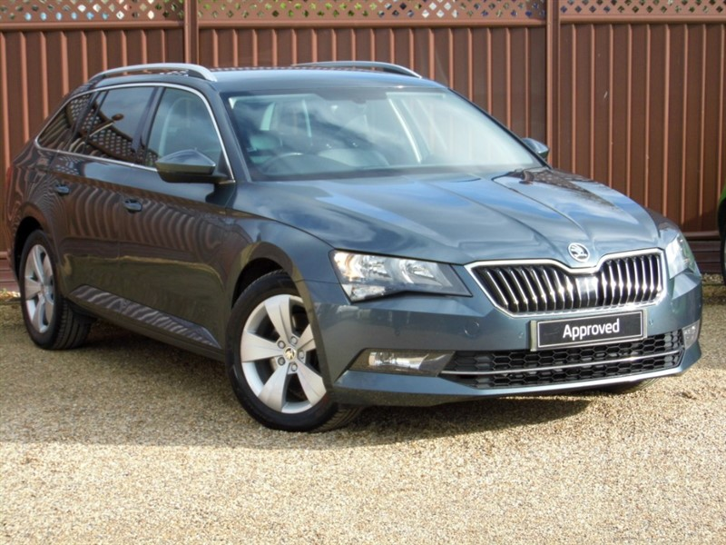 used Skoda Superb SE TECHNOLOGY 2.0TDI 150PS DSG in ely-cambridgeshire