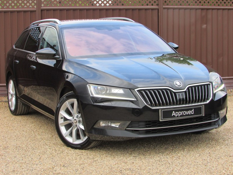 used Skoda Superb SE L EXECUTIVE 2.0TDI 150PS in ely-cambridgeshire