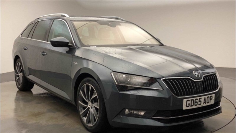 used Skoda Superb LAURIN AND KLEMENT 2.0TDI 190PS 4X4 DSG in ely-cambridgeshire