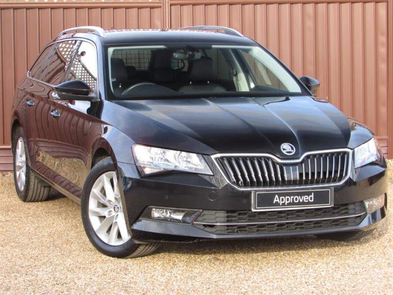 used Skoda Superb SE BUSINESS 2.0TDI 150PS DSG in ely-cambridgeshire