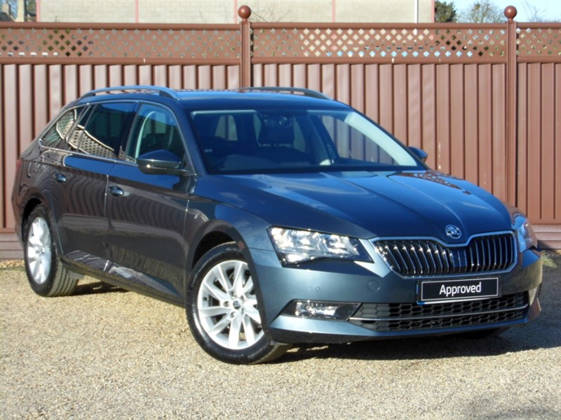 used Skoda Superb SE TECHNOLOGY 2.0TDI 150PS in ely-cambridgeshire