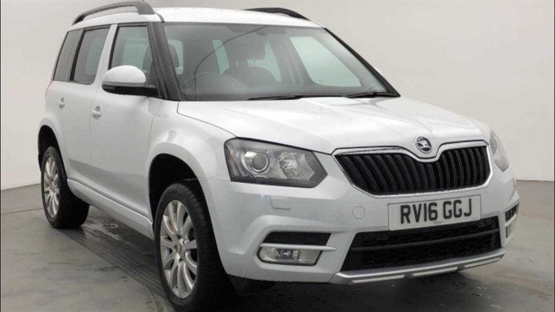 used Skoda Yeti SE L 1.2TSI 110PS in ely-cambridgeshire