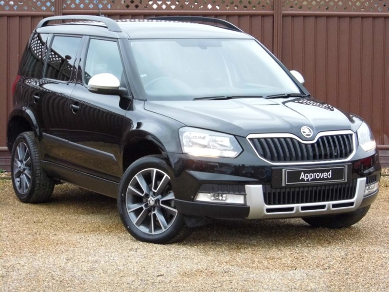 used Skoda Yeti OUTDOOR SE DRIVE 2.0TDI SCR 150PS 4x4 in ely-cambridgeshire