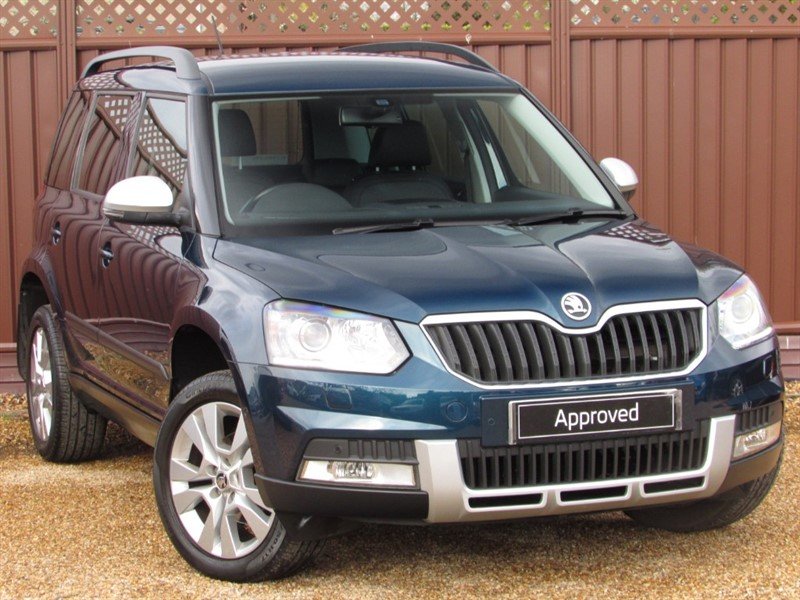 used Skoda Yeti ELEGANCE 1.2TSI 105PS DSG in ely-cambridgeshire