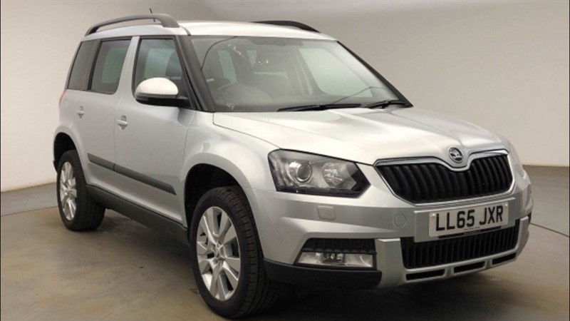 used Skoda Yeti OUTDOOR SE L 1.2TSI DSG 110PS in ely-cambridgeshire