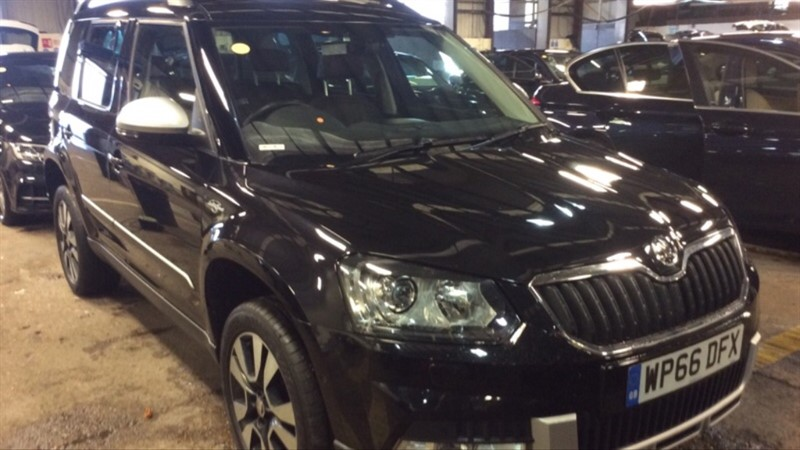 used Skoda Yeti OUTDOOR LAURIN AND KLEMENT 2.0TDI SCR 150PS DSG in ely-cambridgeshire