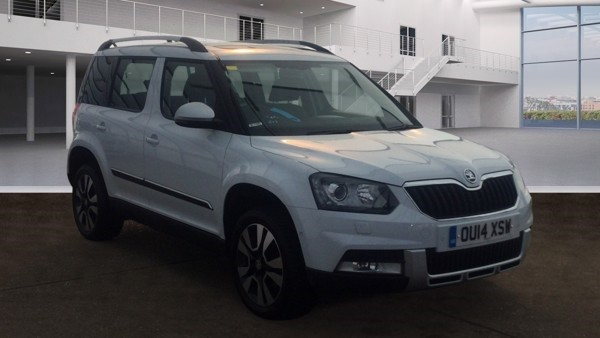 used Skoda Yeti OUTDOOR LAURIN & KLEMENT 2.0TDI CR 140PS DSG used cars in ely-cambridgeshire