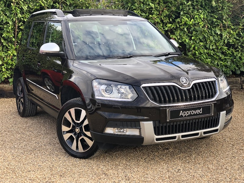used Skoda Yeti OUTDOOR LAURIN AND KLEMENT 2.0TDI SCR 150PS 4x4 in ely-cambridgeshire