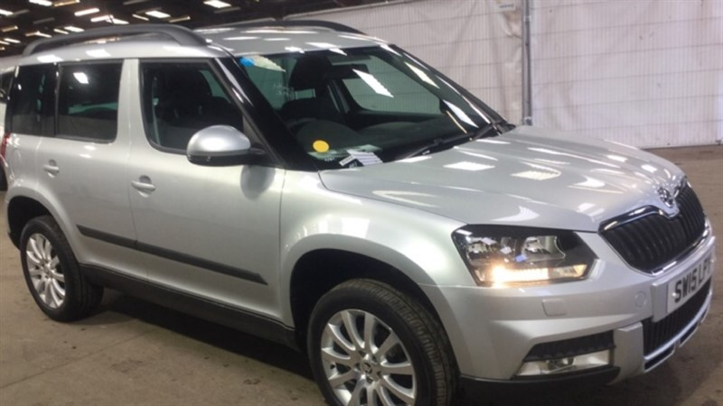 used Skoda Yeti OUTDOOR SE 1.2TSI 105PS in ely-cambridgeshire