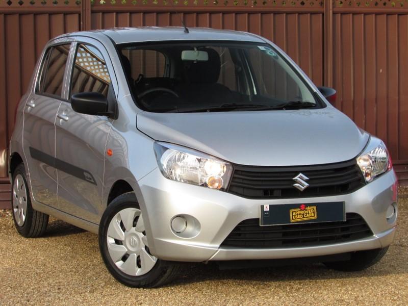 used Suzuki Celerio SZ2 1.0 68PS in ely-cambridgeshire