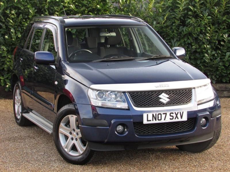 used Suzuki Grand Vitara 2.0 16V 4WD in ely-cambridgeshire