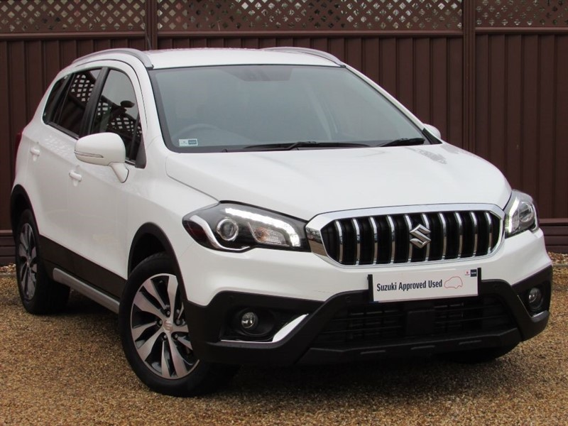 used Suzuki S-Cross SZ-T 1.0 BOOSTERJET 111PS in ely-cambridgeshire