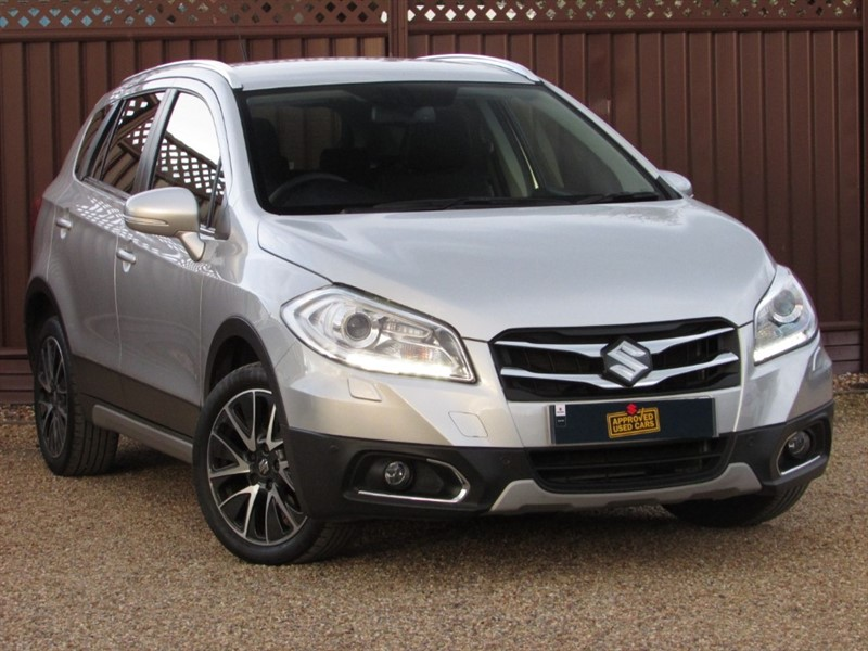 used Suzuki S-Cross SZ-T 1.6 118PS in ely-cambridgeshire
