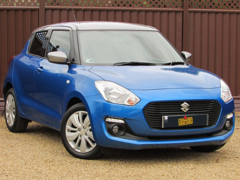 used Suzuki Swift SZ-T 1.0 BOOSTERJET in ely-cambridgeshire