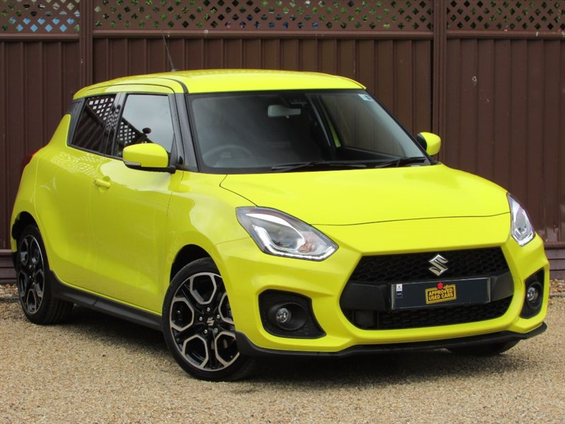 used Suzuki Swift SPORT 1.4 BOOSTERJET in ely-cambridgeshire