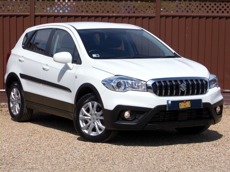 Suzuki SX4 S-Cross for sale