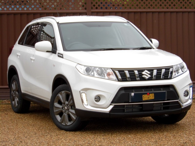 used Suzuki Vitara SZ-T 1.0 BOOSTERJET AUTOMATIC in ely-cambridgeshire