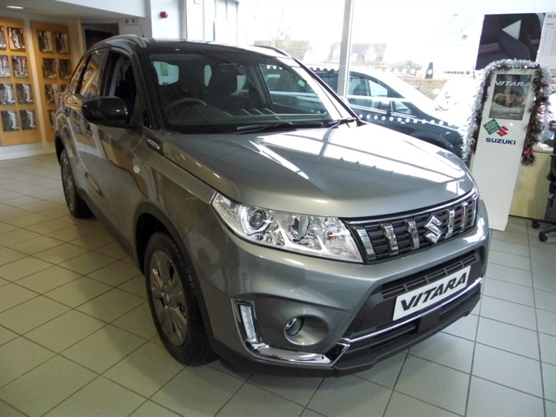 used Suzuki Vitara SZ-T 1.4 BOOSTERJET 140PS AUTOMATIC in ely-cambridgeshire