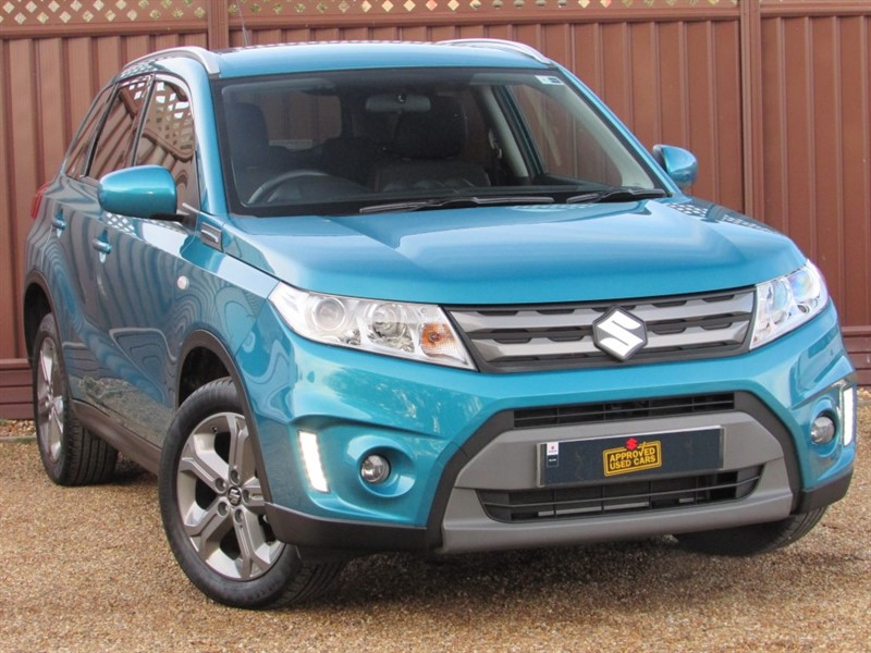 used Suzuki Vitara SZ-T 1.6 Automatic in ely-cambridgeshire