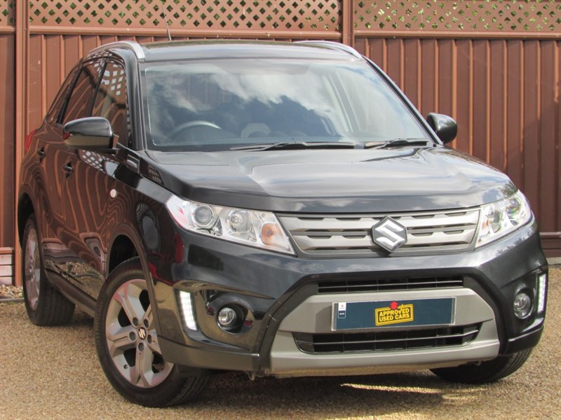 used Suzuki Vitara SZ-T 1.6 118PS in ely-cambridgeshire