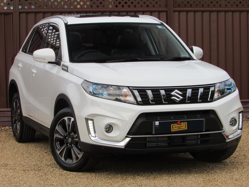 used Suzuki Vitara SZ5 1.4 Boosterjet 140PS in ely-cambridgeshire