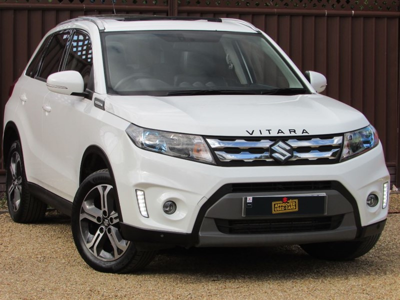 used Suzuki Vitara SZ5 1.6DDIS ALLGRIP in ely-cambridgeshire