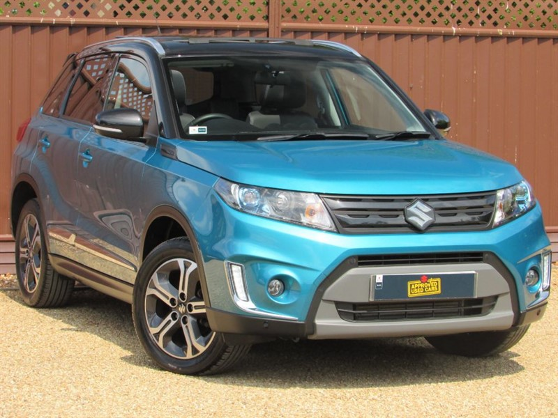 used Suzuki Vitara SZ5 URBAN 1.6DDIS ALLGRIP in ely-cambridgeshire