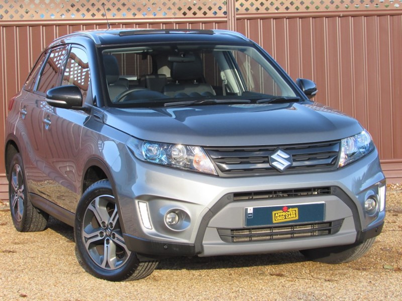 used Suzuki Vitara SZ5 1.6DDIS 118PS ALLGRIP in ely-cambridgeshire