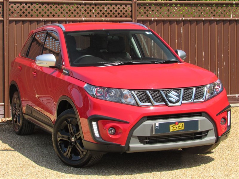 used Suzuki Vitara S 1.4 BOOSTERJET ALLGRIP in ely-cambridgeshire