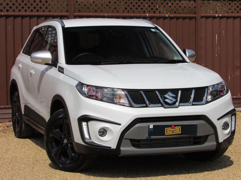 used Suzuki Vitara S 1.4 BOOSTERJET ALLGRIP AUTO in ely-cambridgeshire