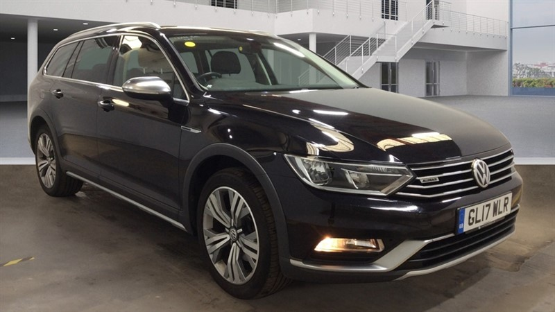 used VW Passat ALLTRACK 2.0TDI 150PS BMT 4MOTION used cars in ely-cambridgeshire