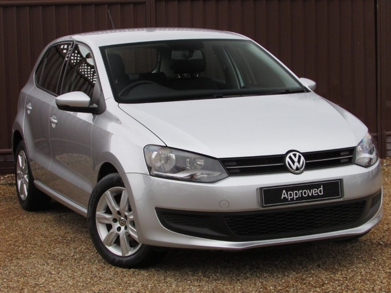 used VW Polo SE 1.4 85PS 5 Door in ely-cambridgeshire