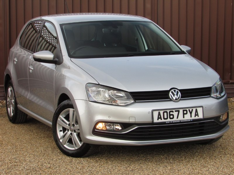 used VW Polo MATCH EDITION 1.2TSI 90PS in ely-cambridgeshire