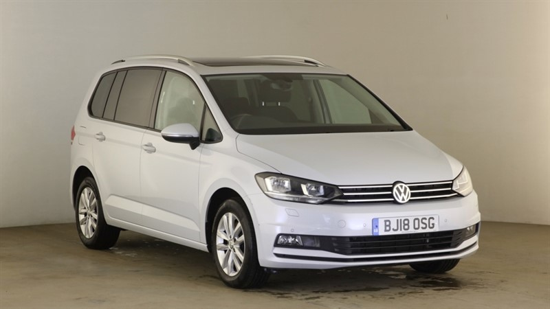 used VW Touran SE FAMILY 2.0TDI 150PS BMT used cars in ely-cambridgeshire