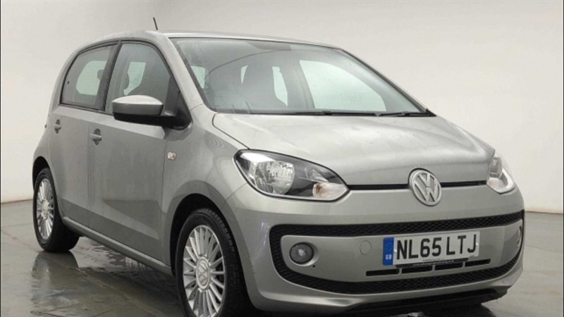 used VW Up HIGH UP BLUEMOTION TECHNOLOGY in ely-cambridgeshire