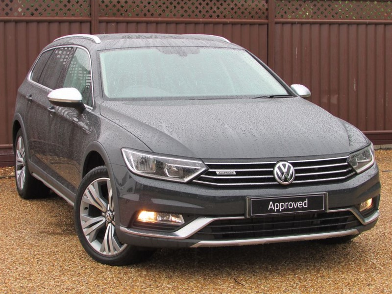 used VW Passat ALLTRACK 2.0TDI 190PS BLUEMOTION TECH 4MOTION DSG in ely-cambridgeshire