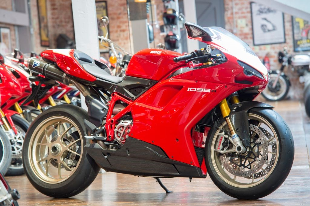 Used RED Ducati 1098 for Sale | South Yorkshire