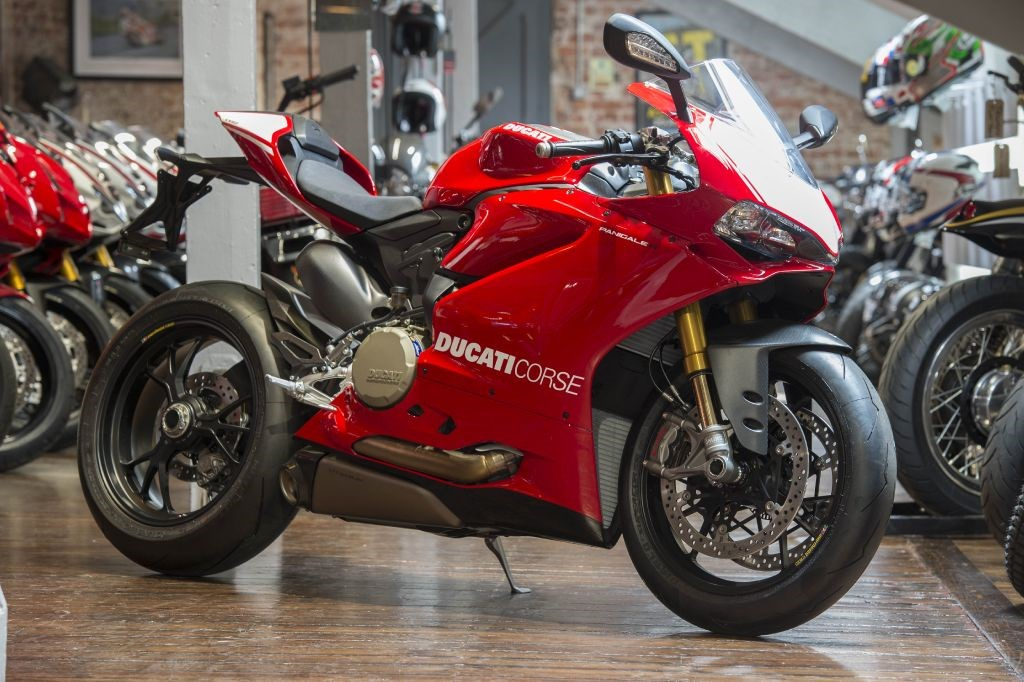 Used Red Ducati 1199 Panigale for Sale | South Yorkshire