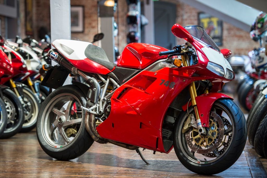 used red ducati 748 for sale south yorkshire. Black Bedroom Furniture Sets. Home Design Ideas