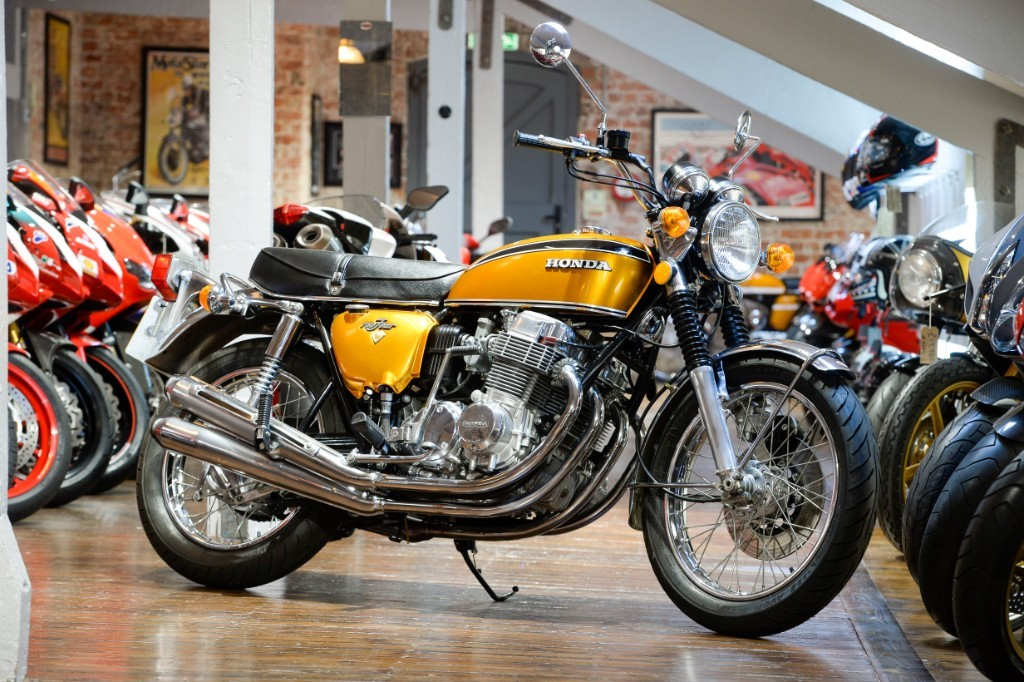 Honda Cb750 The Bike Specialists South Yorkshire
