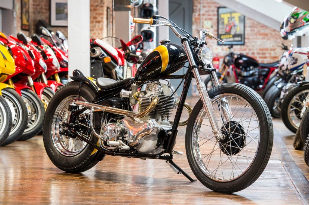 Black Gold Norton For South Yorkshire