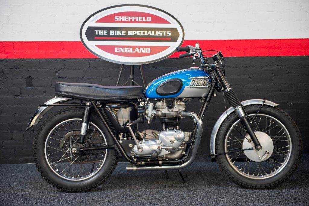 Triumph Bonneville Tt Idea Di Immagine Del Motociclo