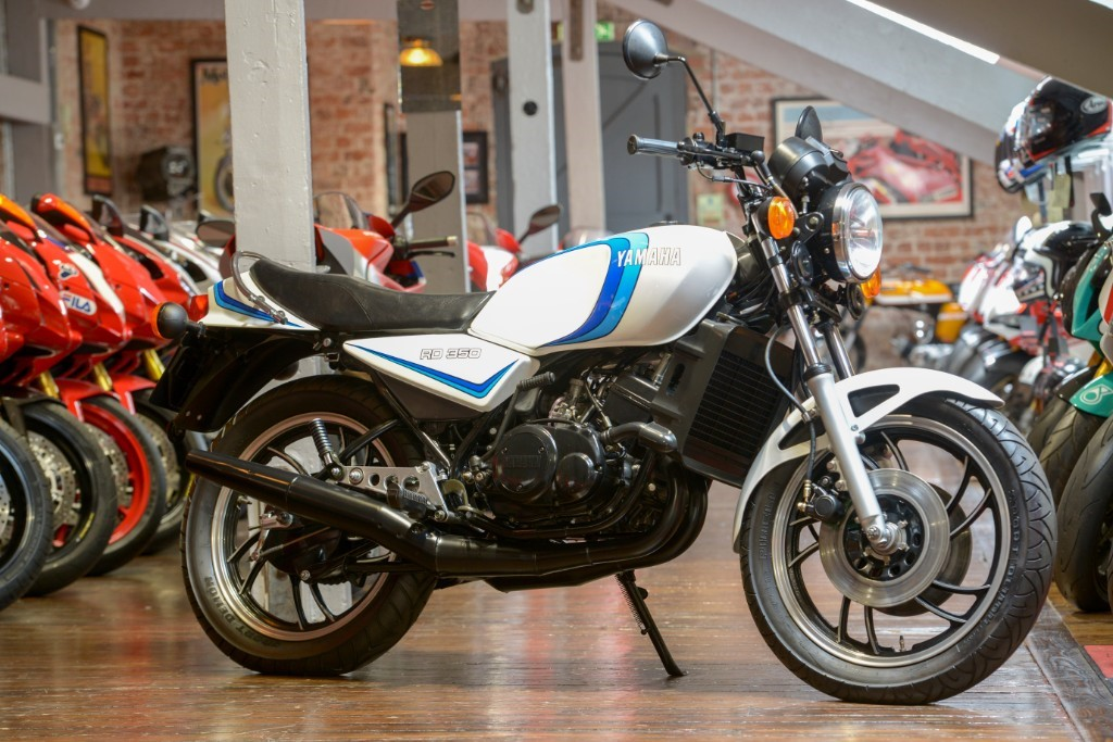 Yamaha RD350 | The Bike Specialists | South Yorkshire