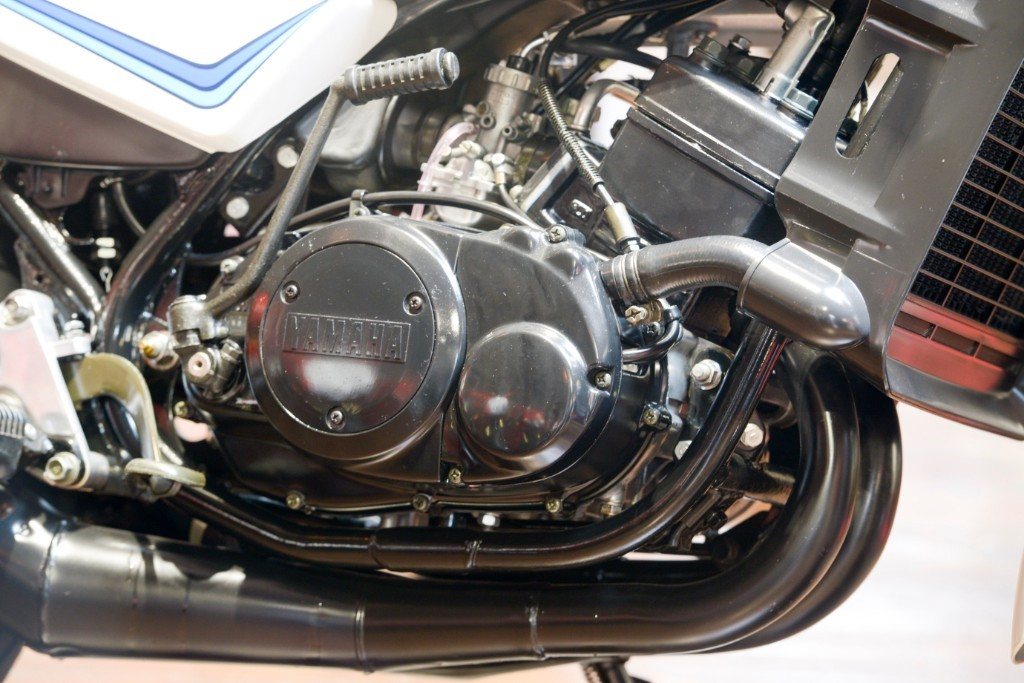 New Yamaha Rd 350 Images