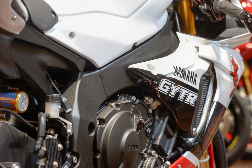 Yamaha Yzf R1 Gytr The Bike Specialists South Yorkshire