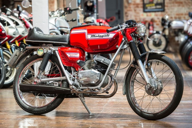used Malaguti Olympique 50cc THE ULTIMATE 70's MOPED  in sheffield-for-sale