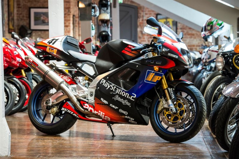 used Aprilia RSV MILLE R HAGA REP BRAND NEW OLD STOCK in sheffield-for-sale