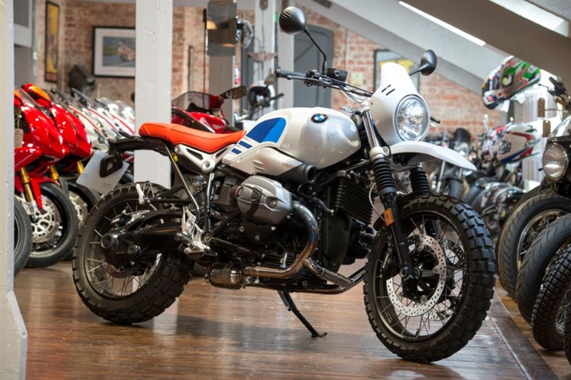 used BMW  R NINE-T GS X URBAN - SUPER COOL RETRO STYLING in sheffield-for-sale