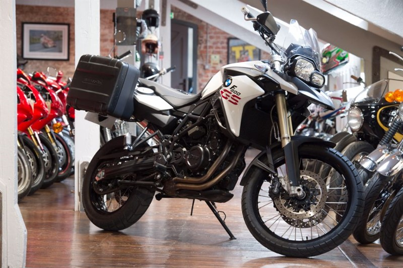 used BMW  GS800  HUGE SPECIFICATION in sheffield-for-sale