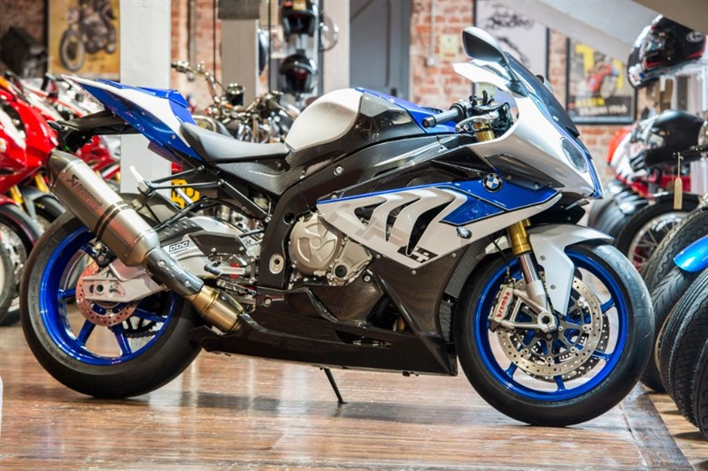 used BMW HP4 CARBON IMMACULATE CONDITION DELIVERY MILES in sheffield-for-sale
